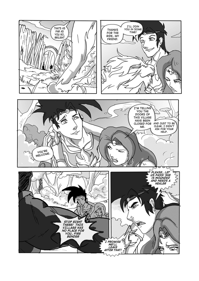 Issue 07, Page 40, Roadblock