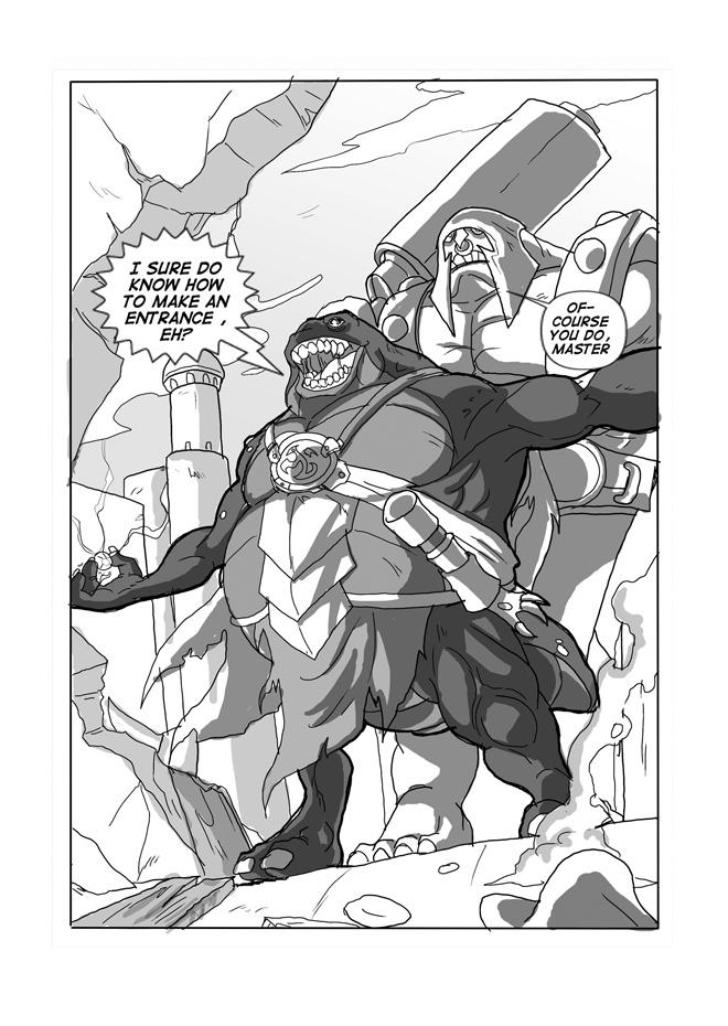 Issue 07, Page 47, Sglutton's Raid