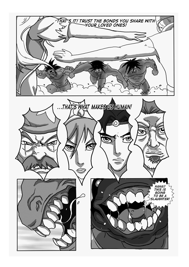 Issue 08, Page 37, Moment of Truth