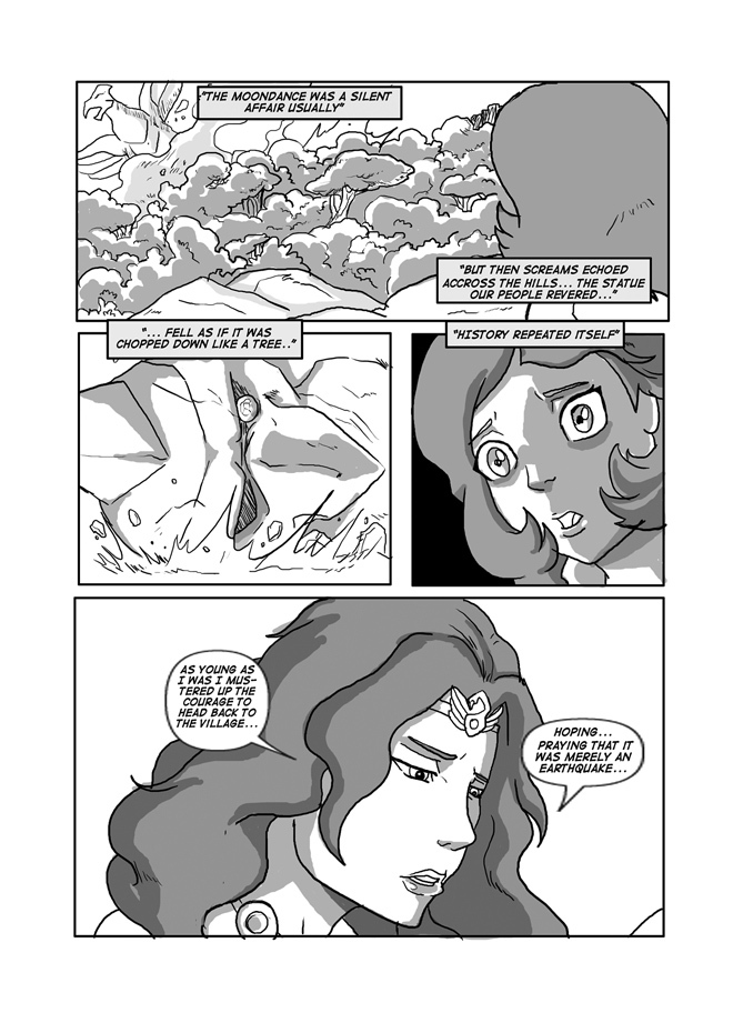 Issue 10, Page 27, The Moon Dance