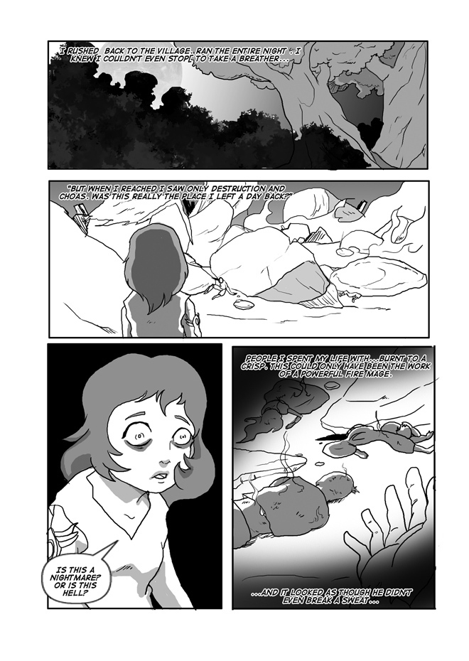 Issue 10, Page 29, Hell