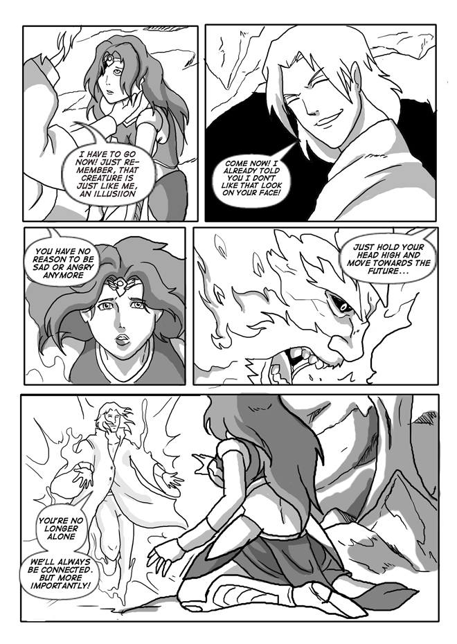 Issue 12, Page 28, Final Farewell
