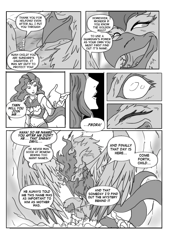 Issue 12, Page 41, The Golden Rule