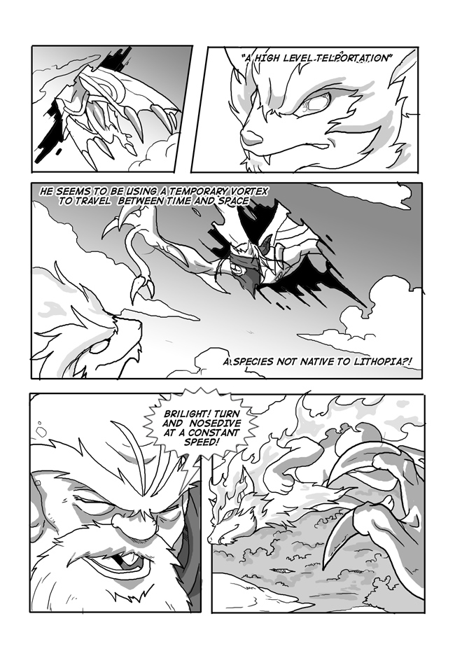 Issue 13, Page 16, Master Maneuvers