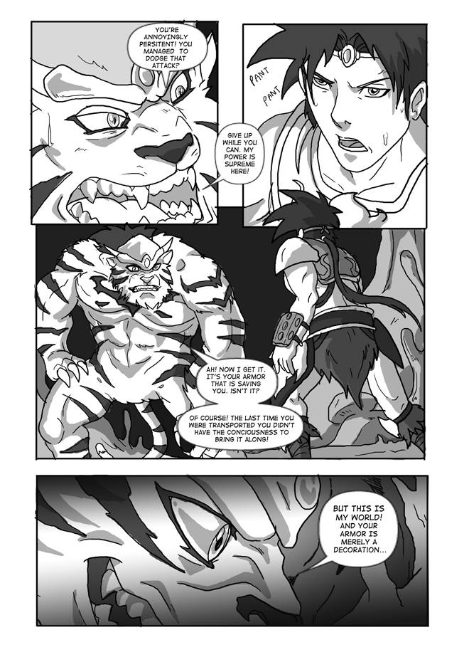Issue 13, Page 28, Cruel Intensions