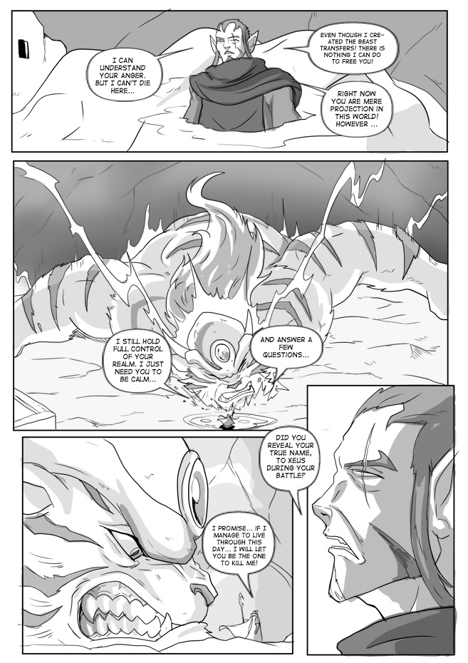 Issue 14, Page 14, Grotto's got Questions