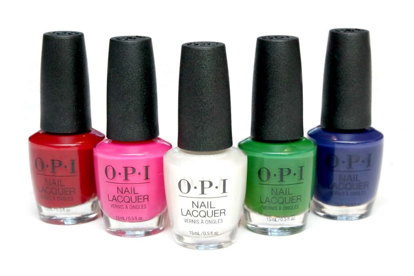 Opi Holiday 2018 Collection The Beautynerd