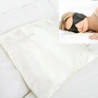 Anti Wrinkle Pillow and Eye Mask - Unique Offer!