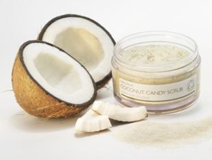 essential care coconut scrub