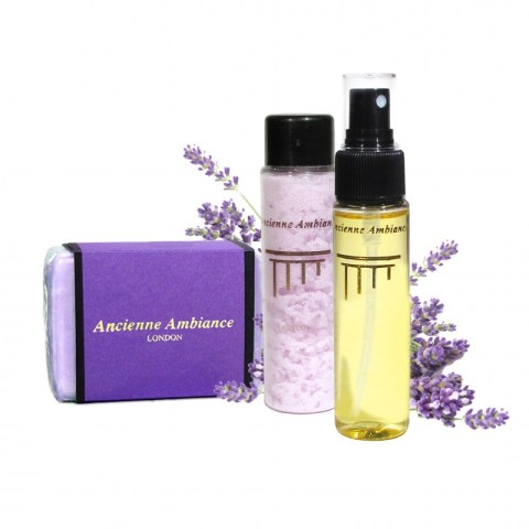 lavandula travel kit
