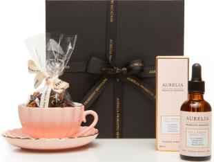Aurelia Probiotic Skincare Relax and Repair Night Time Gift Set