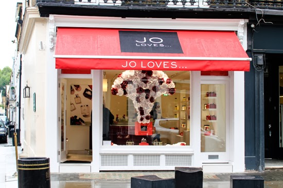 jo loves shopfront