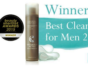 winner logo liz earle