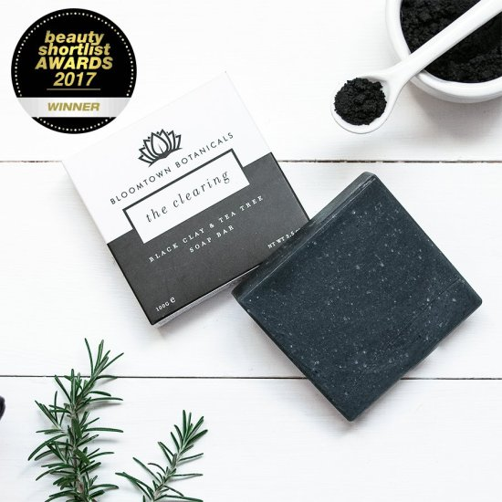AWARDS bloomtown botanicals charcoal bar 2