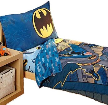 batman-toddler-bed