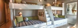 Putting Multiple Bunk Beds in One Room
