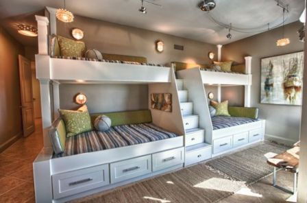 multiple-bunk-beds-in-a-room