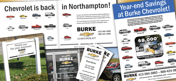 Burke Chevrolet-Featured Client
