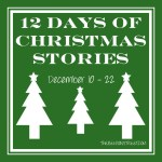Day Ten: 12 Days of Christmas Stories {Candle in the Dark & Glitter Candle Bundle}