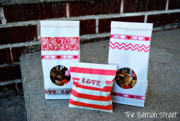 Valentine Trail Mix at The Benson Street8