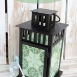 Upcycled Lantern Tutorial