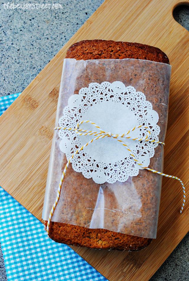 Amish Friendship Bread at thebensonstreet.com