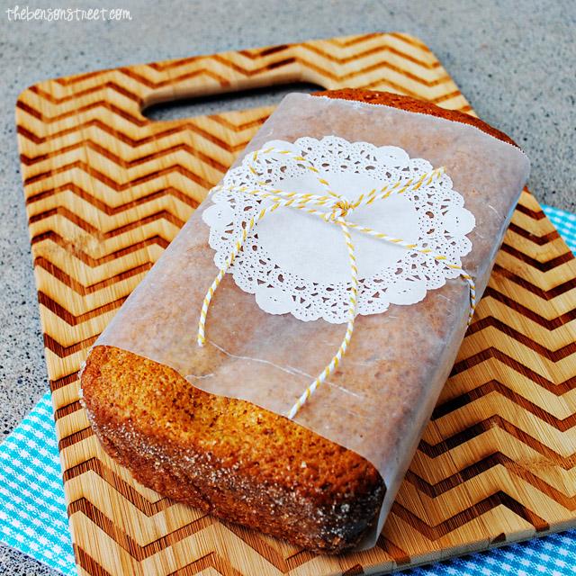Friendship Bread Recipe at thebensonstreet.com