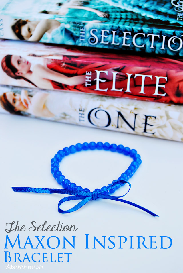 The Selection Series Maxon Inspired Bracelet at thebensonstreet.com