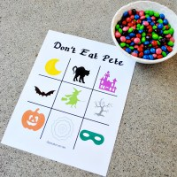 Halloween Don't Eat Pete