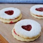 Jam Sandwich Sugar Cookies