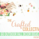 The Crafted Collective: Outdoor Fall Decor