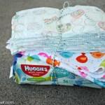 No Sew Diaper Changing Pad