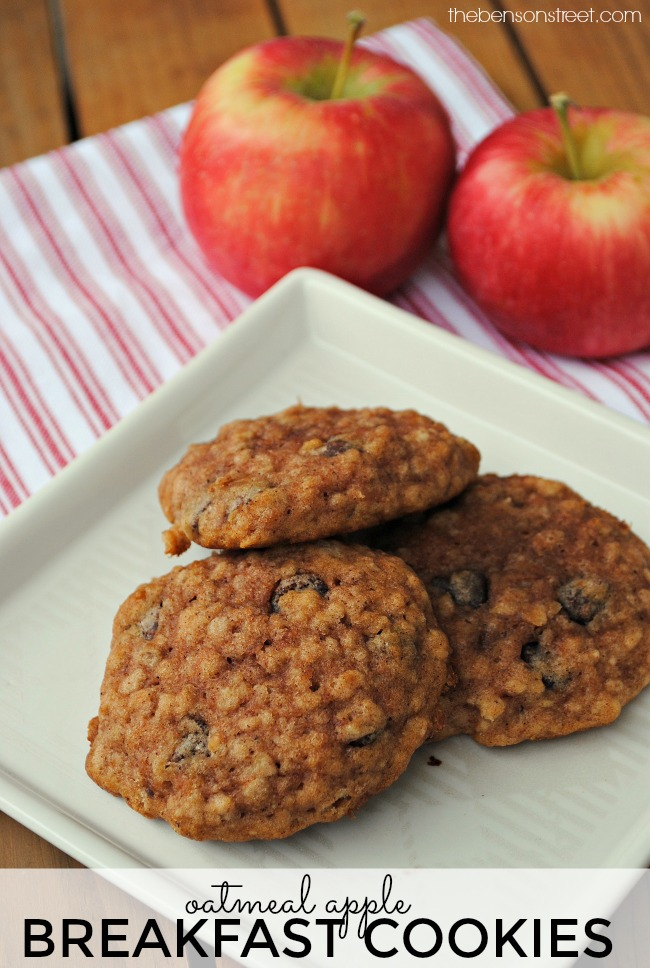 oatmeal-apple-breakfast-cookies-recipe-at-thebensonstreet-com
