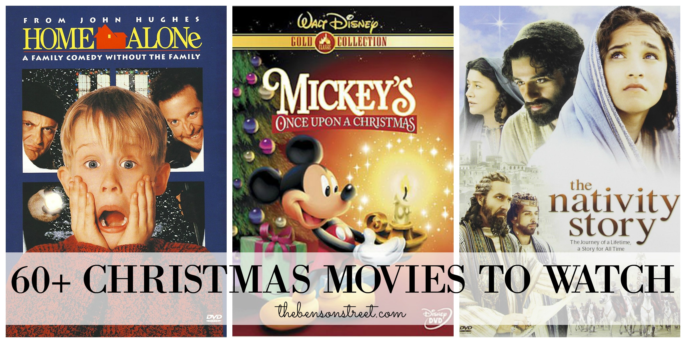 Most Loved Family Holiday Movies Kid Friendly Christmas - Old ...