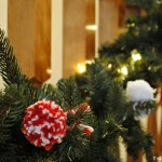 How to Decorate a Christmas Wreath + Porch Decor