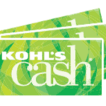 FREE $10 kohls cash for Kohls Charge Card Holders for signing for Paperless Statements