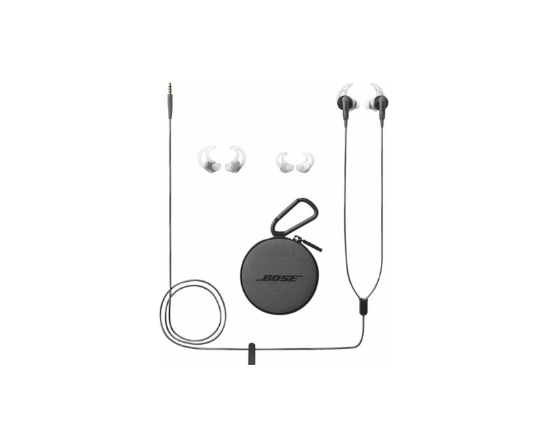 Bose SoundSport In-Ear Headphones for $39.99 at Bestbuy