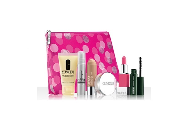 FREE Clinique Gift Set (A $70 VAlue) with Clinique Purchase of $27 at Nordstrom