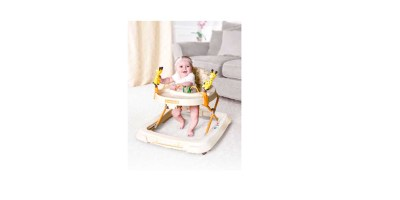 Baby Trend Baby Activity Walker With Toys Kiku