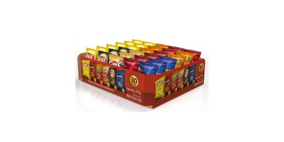 30 pack 51 5oz Frito Lay Variety Pack Classic Mix
