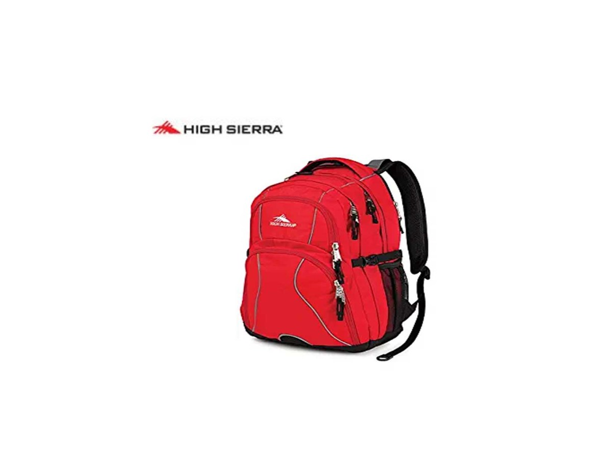 High Sierra Swerve Backpack for $28.70 at Amazon