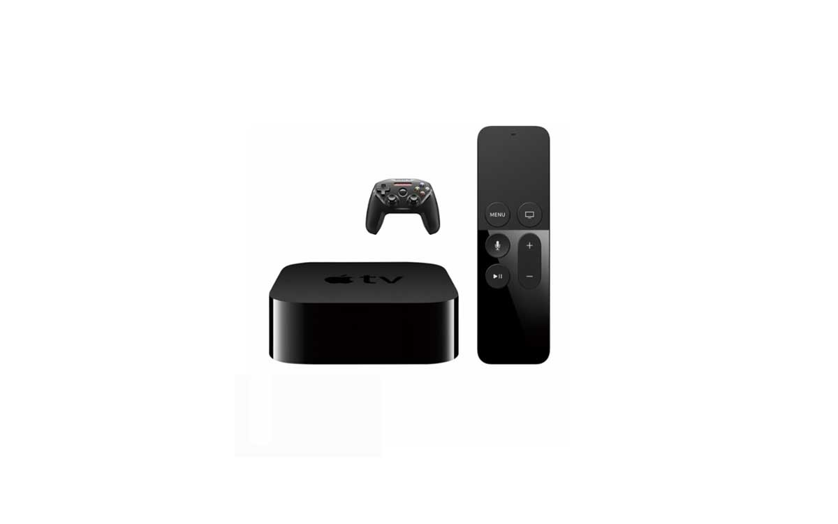 64GB Apple TV with SteelSeries Nimbus Wireless Controller 4th Generation-Latest Model for $199.99 at Best Buy