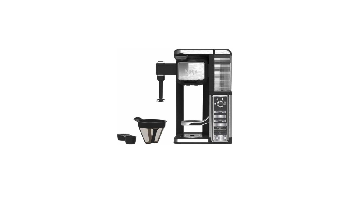Ninja Coffee Bar 1-Cup Coffeemaker for $79.99 at Best Buy