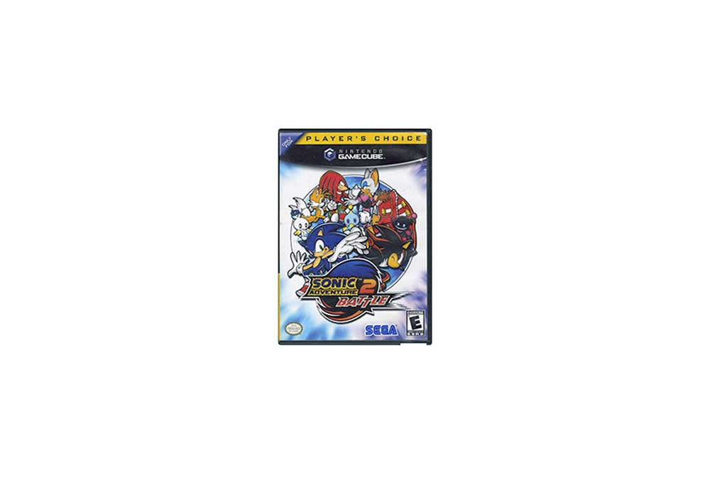 Nintendo Sonic Adventure 2: Battle by Sega for $9.99 at Gamestop