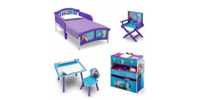 Disney Frozen Room-in-a-Box with Bonus Chair