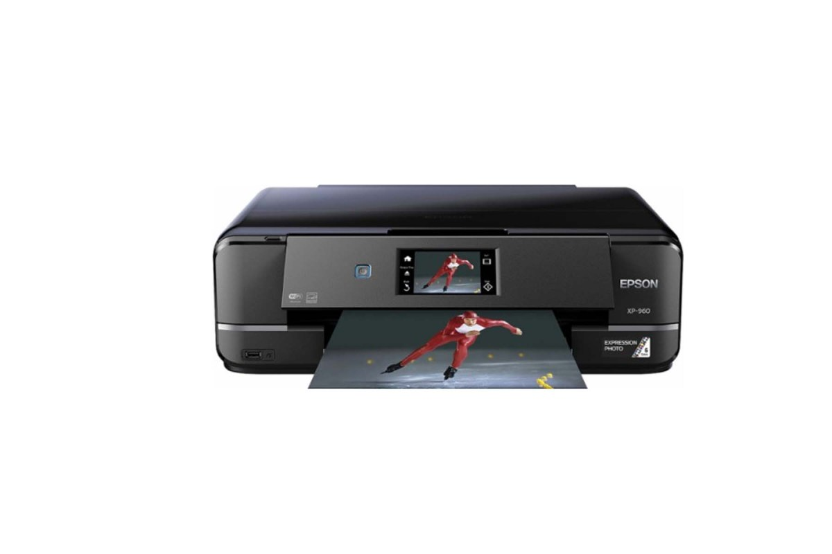 Epson Expression Photo XP-960 - C11CE82201 Wireless Small-in-One Printer for $149.99 at Best Buy