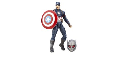 Marvel 6 Legends Series Captain America Figure