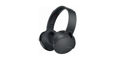 Sony – XB950N1 Extra Bass Wireless Noise Cancelling Over-the-Ear Headphones – Black