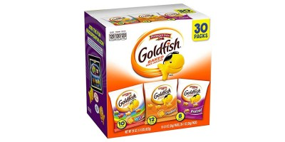 Pepperidge Farm Goldfish Variety Pack Classic Mix (Box of 30 bags)