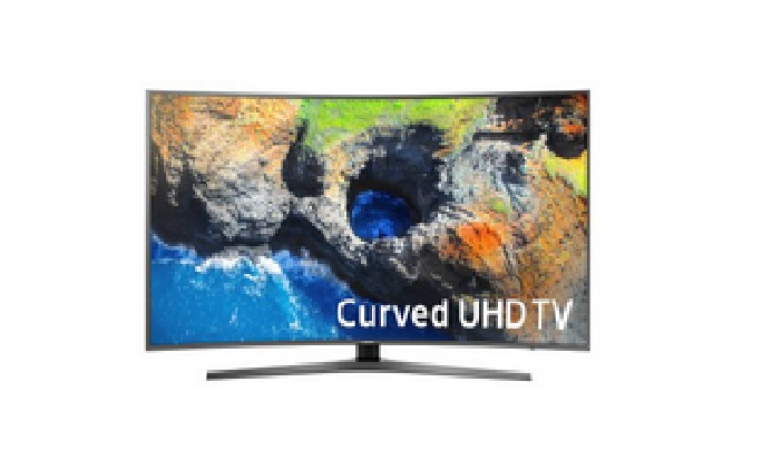 "65"" Samsung Curved 4K HDR UN65MU7500 Smart LED TV  + $300 Walmart Gift Card for $969.95 at Walmart"